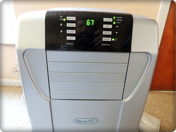 NewAir 12000e Portable Air Conditioner Review