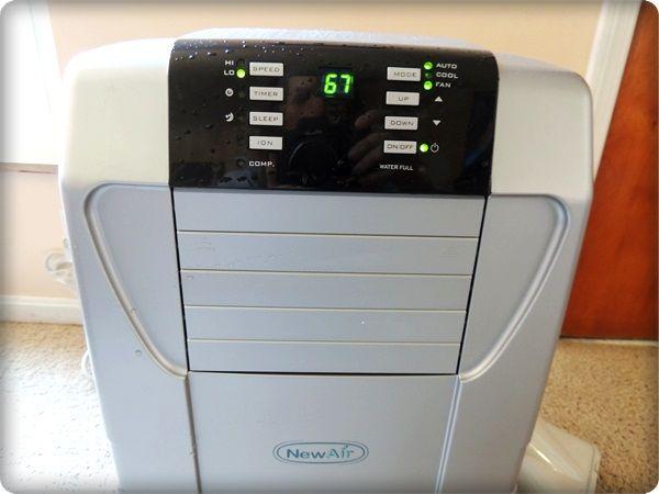 idylis 13000 btu portable air conditioner manual