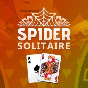 Don't get stuck in a web. Spider Solitaire is a trickier version of this classic…