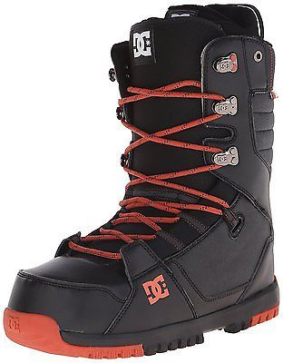 dfd26636f19 Boots 36292  Dc Mutiny Mens Snowboard Boots Size 7.5 New Black Red -  BUY  IT NOW ONLY   48.72 on  eBay  boots  mutiny  snowboard  black