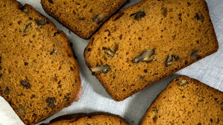 Pecan and Sweet Potato Bread Recipe | Death by Bread | Pinterest