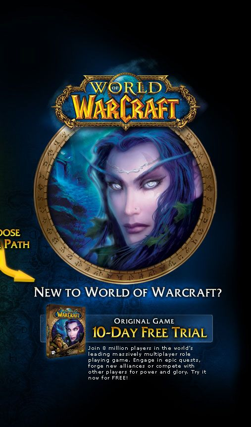 world of warcraft free trial - Google Search