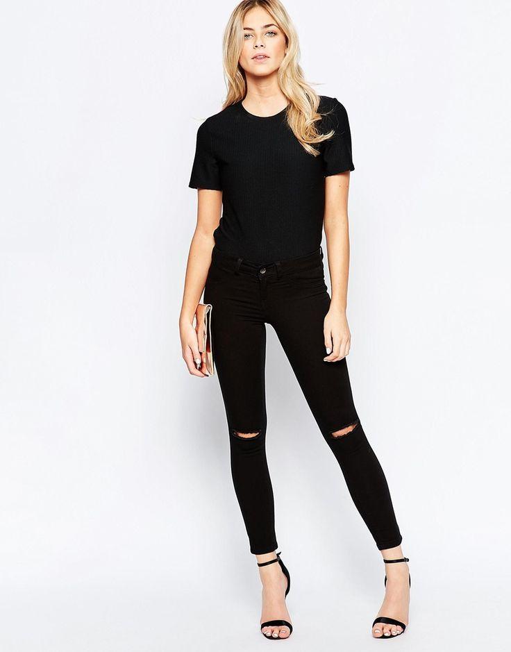 Изображение 4 из Облегающие джинсы JDY