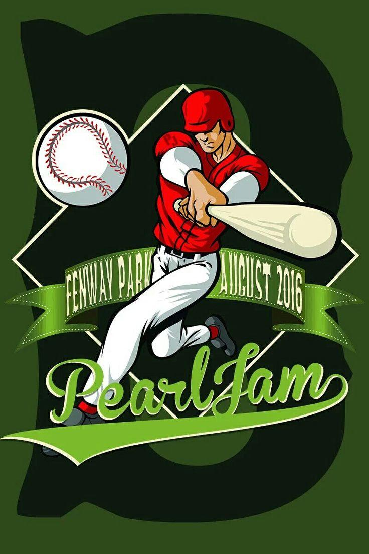Pearl Jam Fenway Park 2016