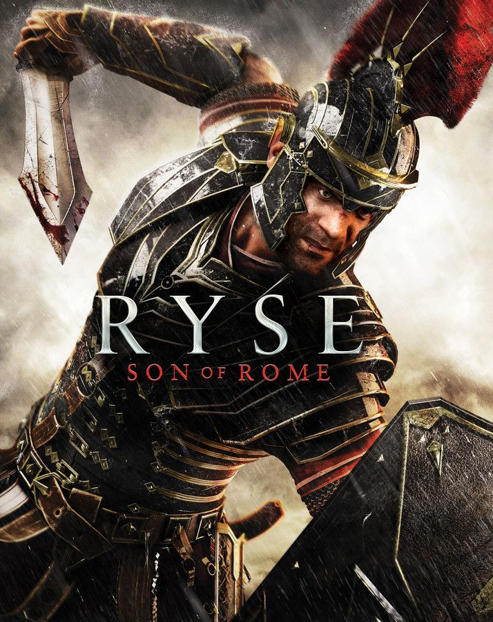 Ryse: Son of Rome artwork: Key Art
