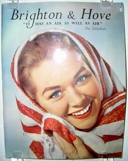 Vintage Brighton & Hove Poster