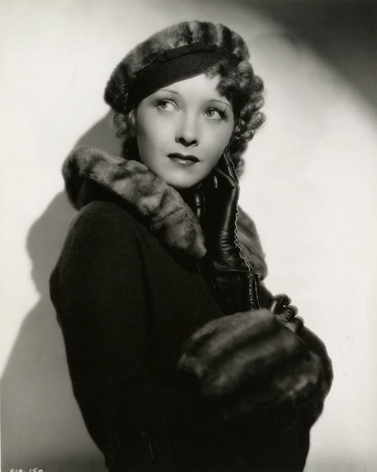 Helen Twelvetrees photographed by Otto Dyar (Fox, 1930s)