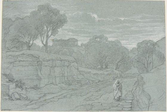 Il Viaggio Ad Agrigento Del Conte Auguste De Forbin nel 1821-22