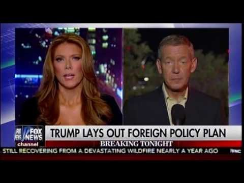 New Reaction To Donald Trump Foreign Plan - Brigitte Gabriel - The Kelly File - YouTube