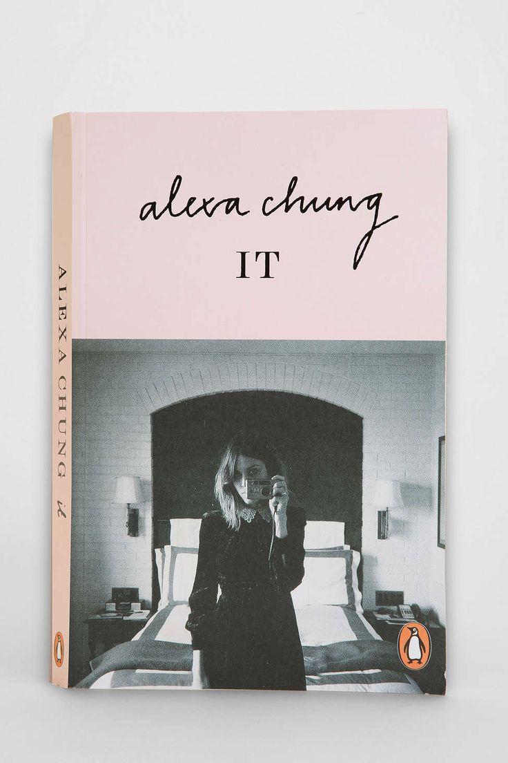 Alexa Chung, It, new paperback