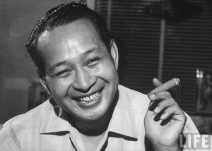 """Soeharto """"The Smiling General"""" (8 June 1921 – 27 January 2008). The second president of Indonesia."""