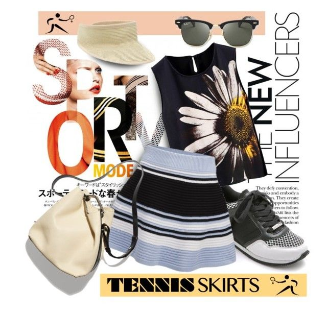 """Tennis Skirts"" by edita1 on Polyvore"