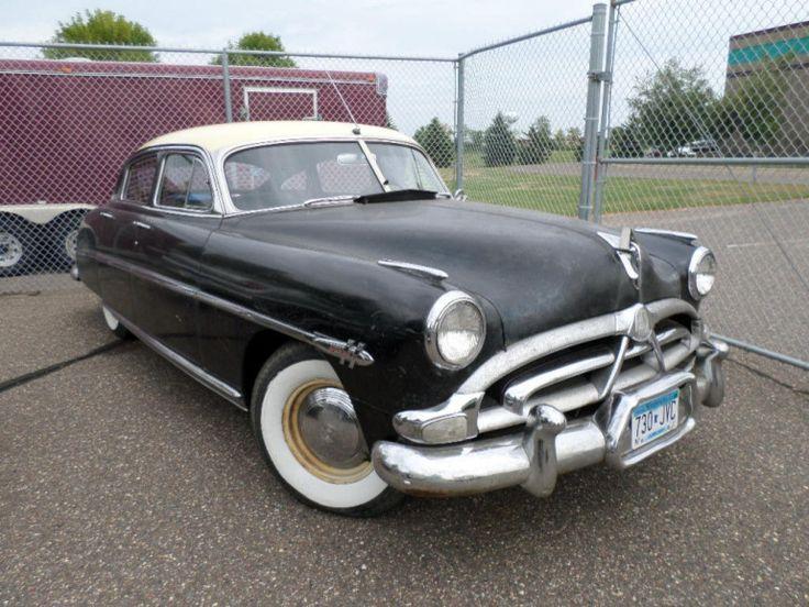 1952 hudson hornet for sale hemmings motor news wheels for Hemmings motor cars for sale