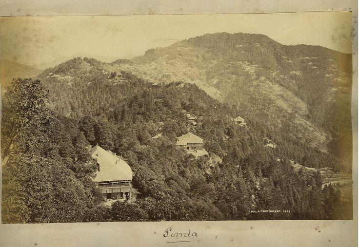 view+of+Simla+1890's.jpg 1,240×855 pixels