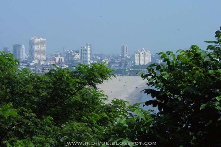 Chowpatty beach, Mumbai, 2005