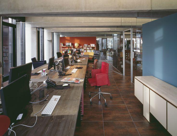 fischerAppelt's Inspirational Hamburg Offices