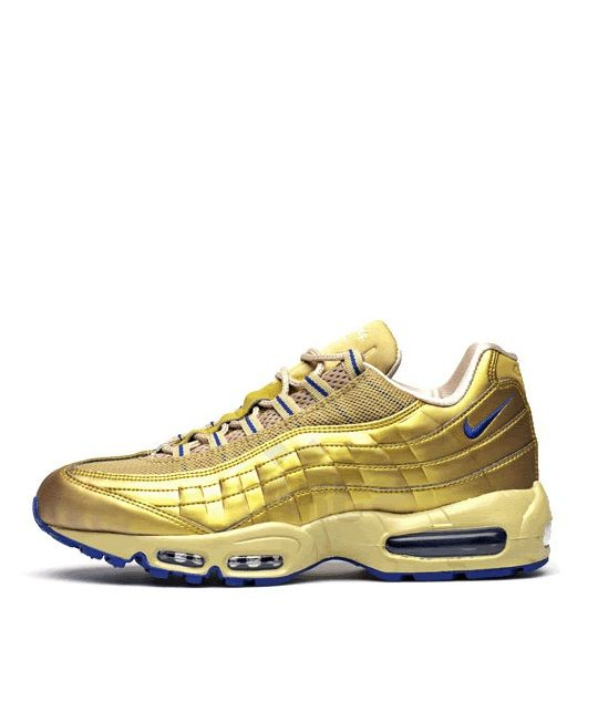 95 Nike Gold