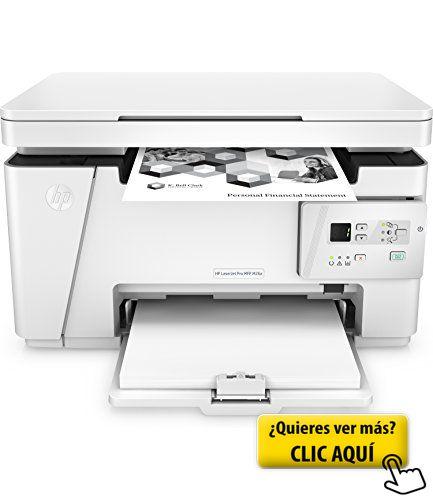 HP LaserJet Pro MFP M26a Laser A4 - Impresora... #impresora