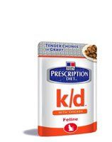 Hills Prescription Diet Feline K/D (48 x 85g) * Check this useful article by going to the link at the image. #CatFood