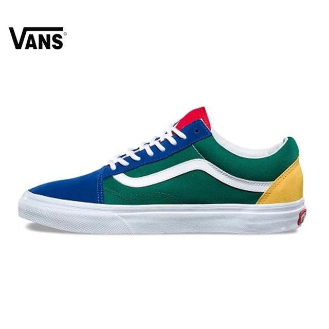 Vans Rainbow Classic Skate | Vans