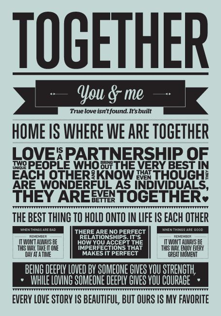 together {poster}
