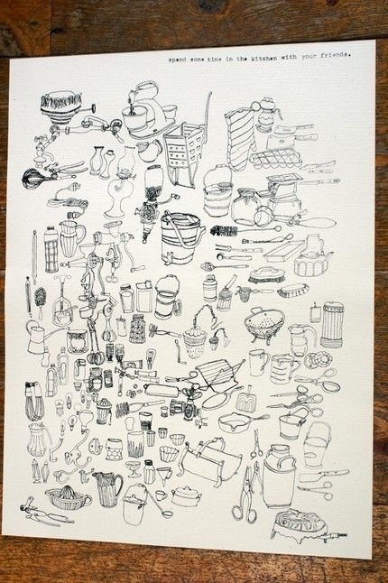 spend some time in the kitchen with your friends by greenhorns, $12.00