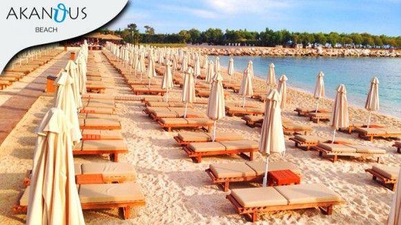 Akanthus #beach #Alimos #AthensCoast #Athens #Greece