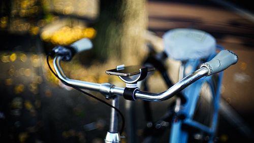 #bicicletta #smartphone