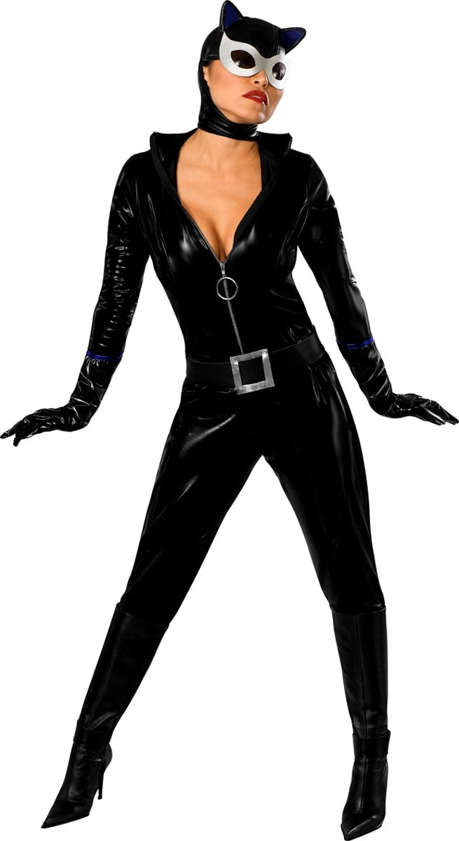 Catwoman Costume (888486) £49.99 #fancydress #costumes
