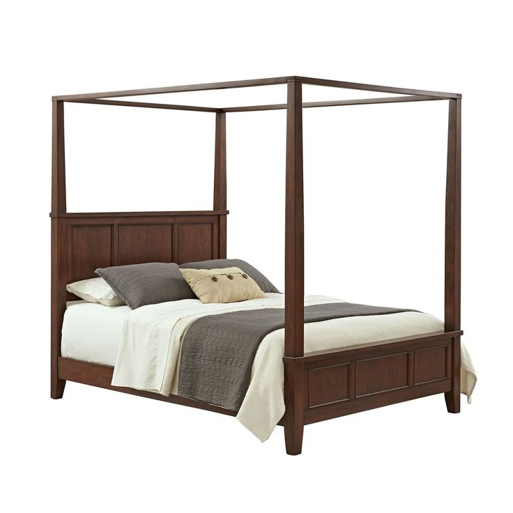 best 25 king size canopy bed ideas on pinterest canopy for bed canopy bed frame and canopy beds. Black Bedroom Furniture Sets. Home Design Ideas