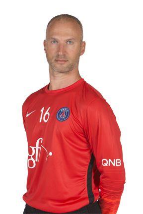 Thierry OMEYER - Ligue Nationale de Hanbdall - Présentation des joueurs