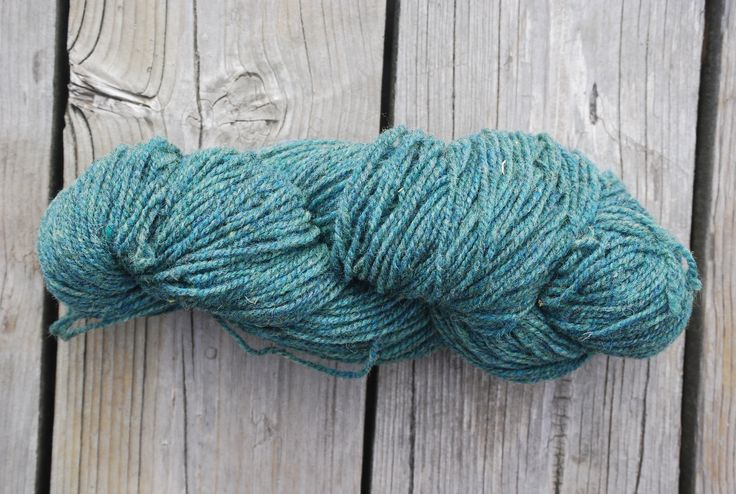 Spruce Green 2 Ply Cottage Craft 100% Wool