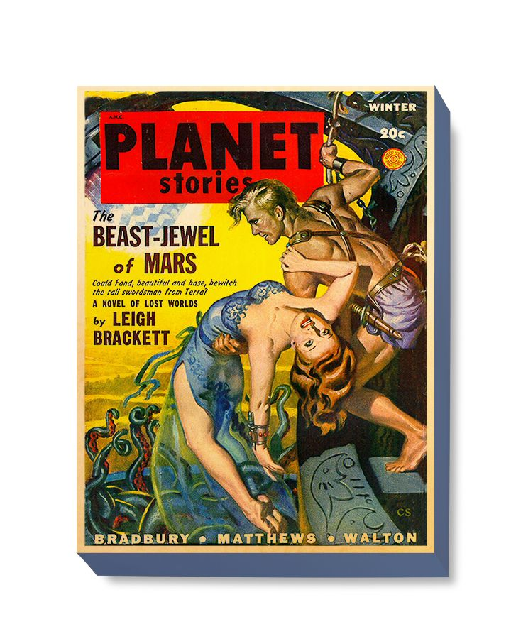 SFI 042 Planet Stories Beast-Jewel of Mars