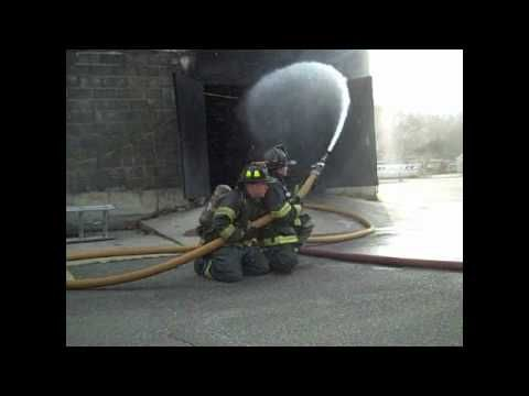 Engine Company Operations: Nozzle & Back-up Techniques