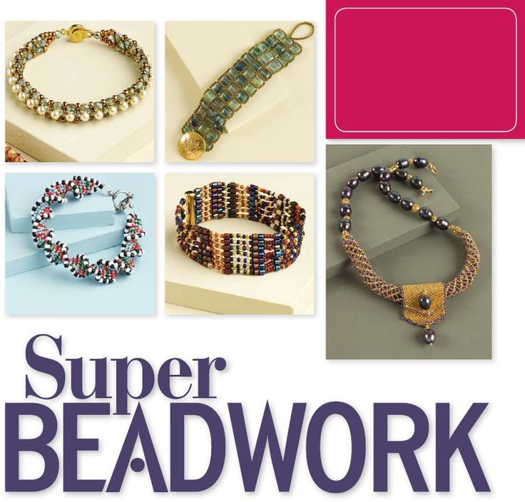 Beadwork Quick Easy Aug-Sept 2011