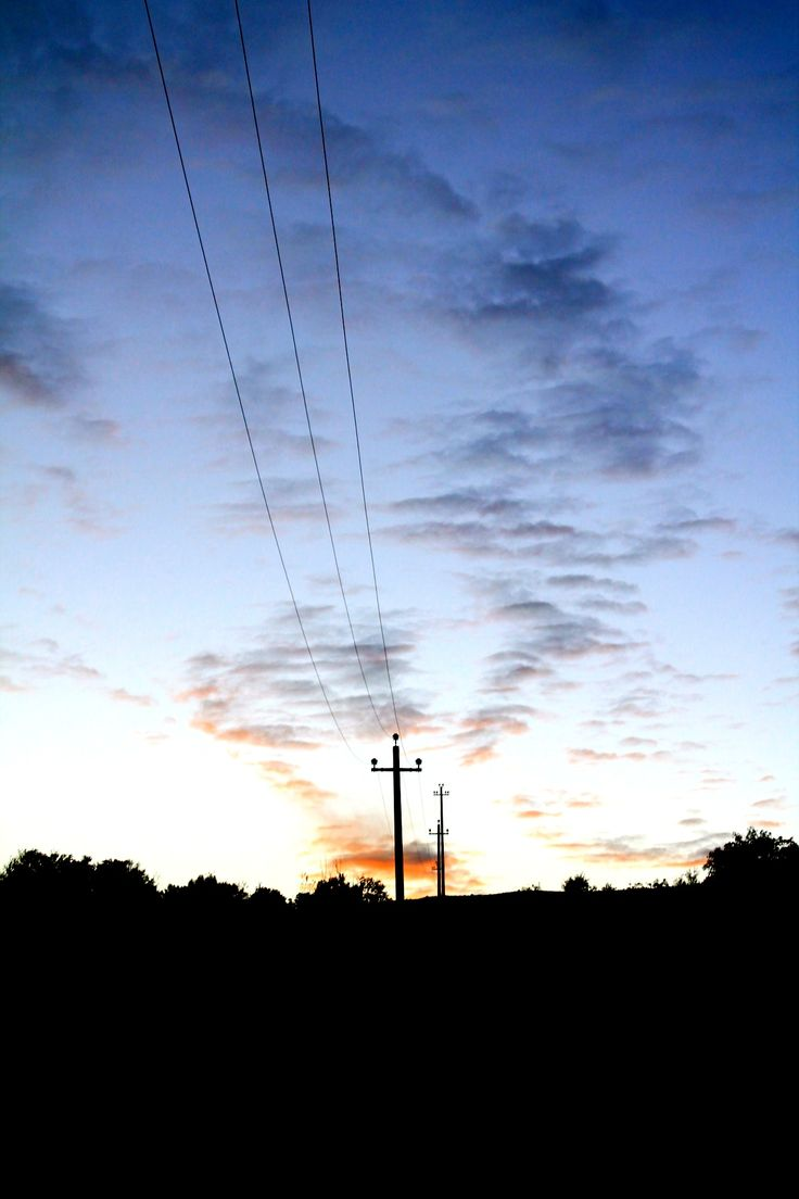#sunset #nature #electricity #sky #photoghaphy