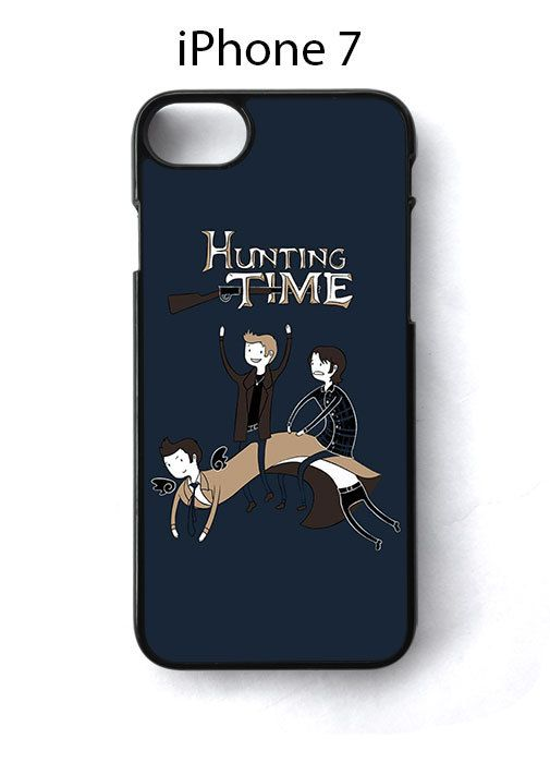 Supernatural Hunting Time iPhone 7 Case Cover - Cases, Covers & Skins
