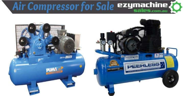Air Compressor for Sale - Australia's Largest Online Machinery Marketplace