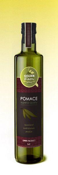Bottle Dorica 0,250ml Pomace olive oil