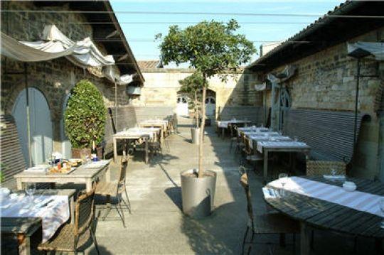 Restaurant - Le Café du Musée des Arts Décoratifs - Bordeaux