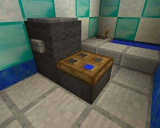 a toilet for minecraft!