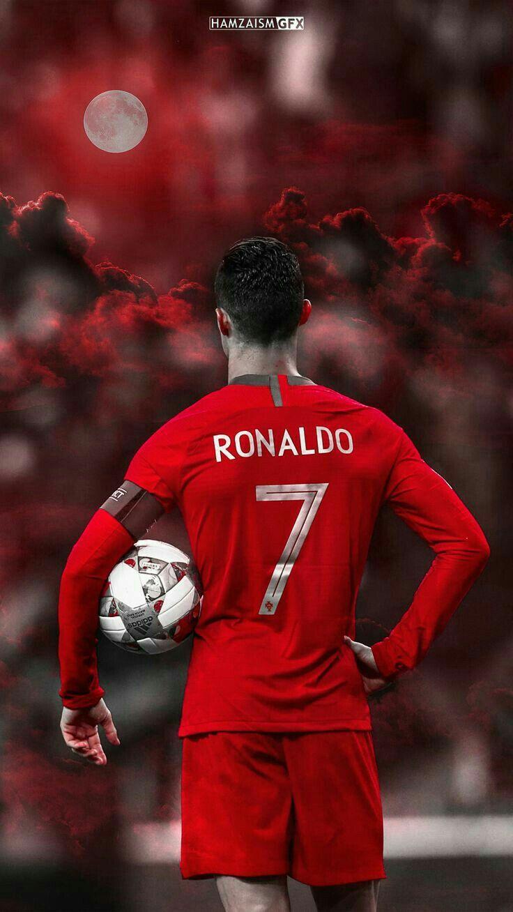 Football Player Ronaldo Wallpaper Hd