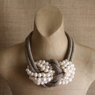 Interesting necklace but I would need to make a smaller version