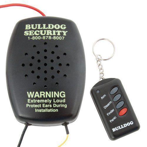 Bulldog Security 802 Automotive Alarm with 2 Wire Hook Up #Bulldog