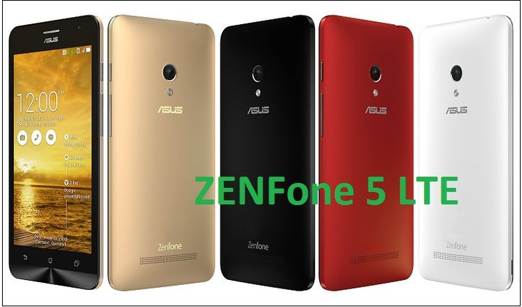 Asus Keeps Promise – Releases Android 5.0 L Update on ZenFone 5 LTE