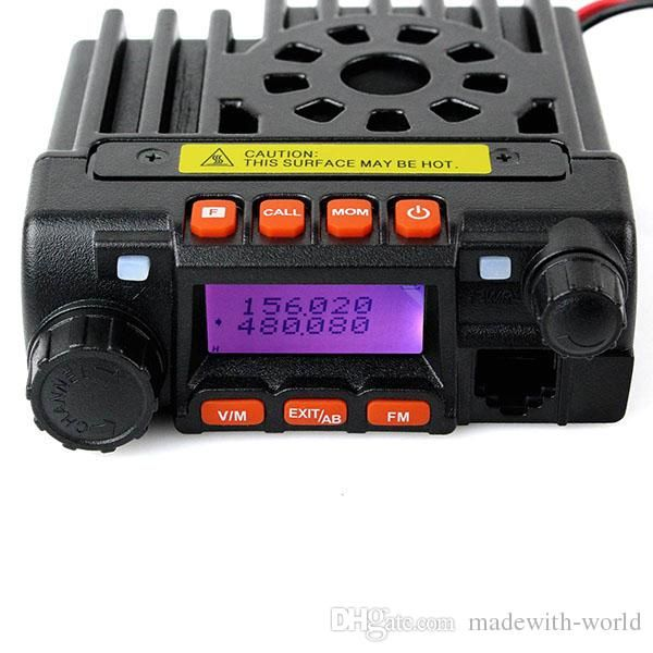 Promotion ! Top quality of gmrs radio, murs radio and pmr radio but at the lowest price. mini-8900 dual band mobile vehicle radio vhf136-174mhz/uhf400-480mhz 20w uhf+vhf 25w 200ch for bus taxi car +handheld mic a7166a is so affordable that madewith-world recommends strongly.