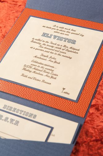 37 best Invitations for Basketball Bar Mitzvah images on Pinterest