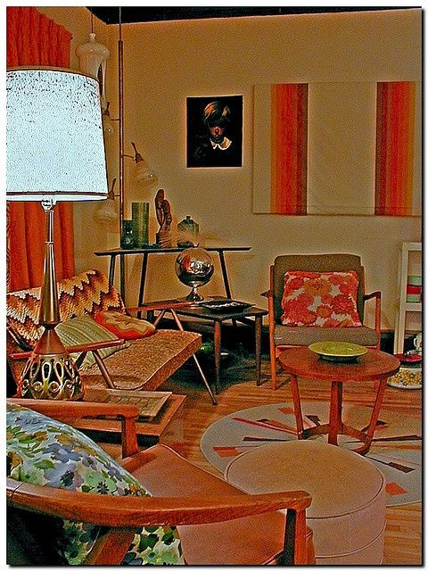Image Result For 70s Apartment Decor