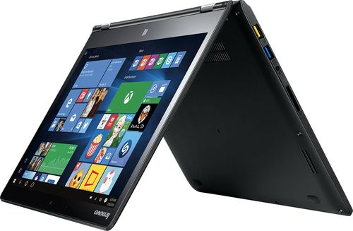 """Popular on Best Buy : Lenovo - Yoga 700 14 2-in-1 14"""" Touch-Screen Laptop - Intel Core i5 - 8GB Memory - 128GB Solid State Drive - Black"""