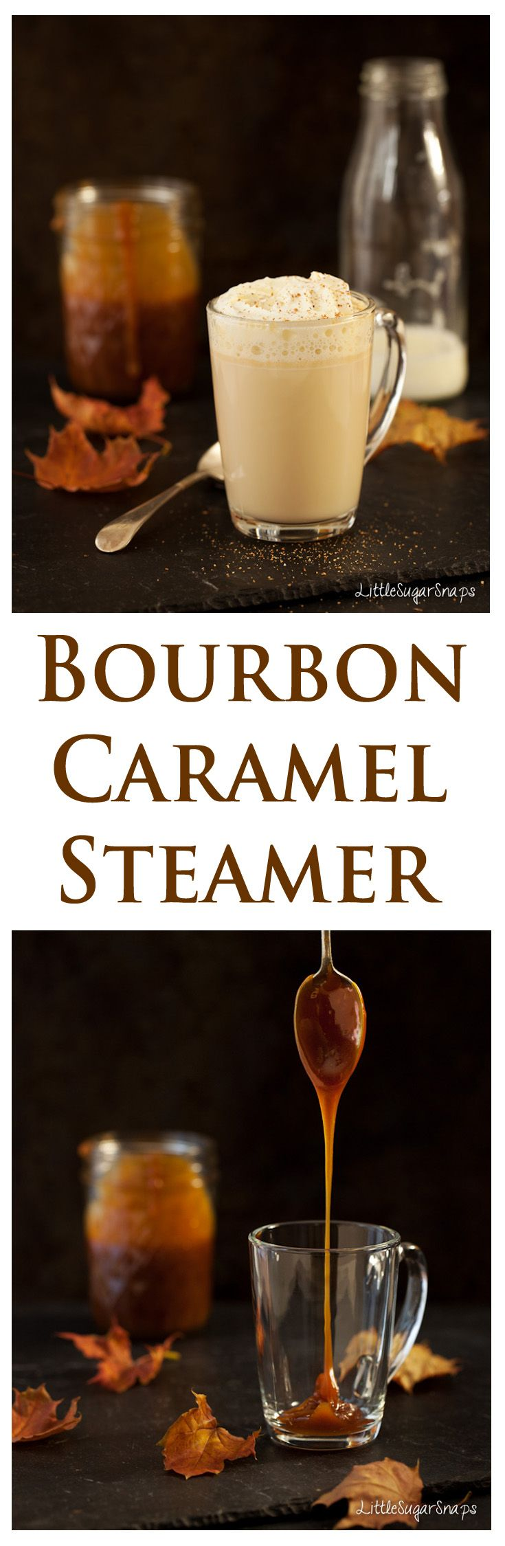 Feel warm and cosy with this delicious blend of milk, caramel and just a hint of Bourbon. The Bourbon Caramel Steamer is guaranteed to get you through the autumn and winter in style.